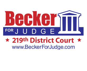 Becker For Judge