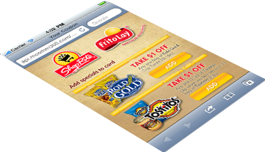 ShopRite Frito-Lay Coupon