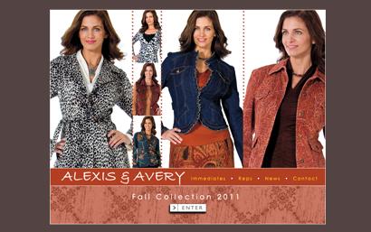Alexis & Avery