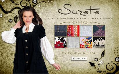 Suzette Clothing
